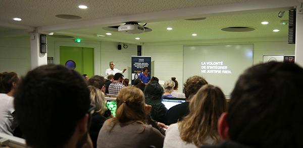 e-artsup s'associe au Collectif Féministe Contre le Viol