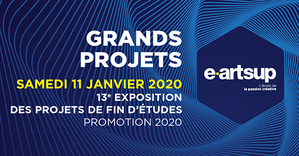 Exposition Grands Projets 2020