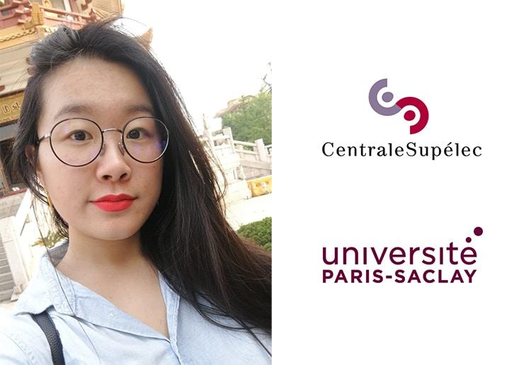 Témoignage étudiante de l'ESME Sudria, double diplôme avec CentraleSupélec à Paris-Saclay