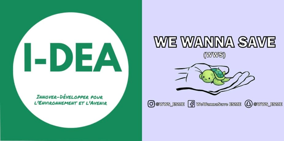 IDEA's, We Wanna Save… quand l'écologie transforme l'ESME Sudria !
