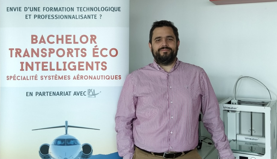 Focus sur le Bachelor Transports éco-intelligents, spécialité Systèmes Aéronautiques proposé par l'ESME Sudria Bordeaux