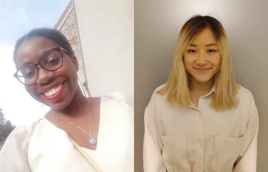 Marie-Issa Calixte et Céline Huang (ESME Sudria promo 2021), deux étudiantes de 5eannée de la Majeure Système Embarqués, ont remporté le Créathon Autonom Innov' 2021