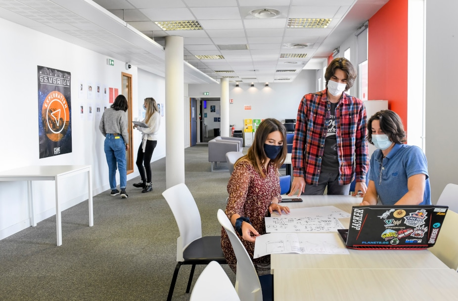 Booster: l'atout des futurs étudiants de l'ESME Sudria pour réussir leur rentrée!