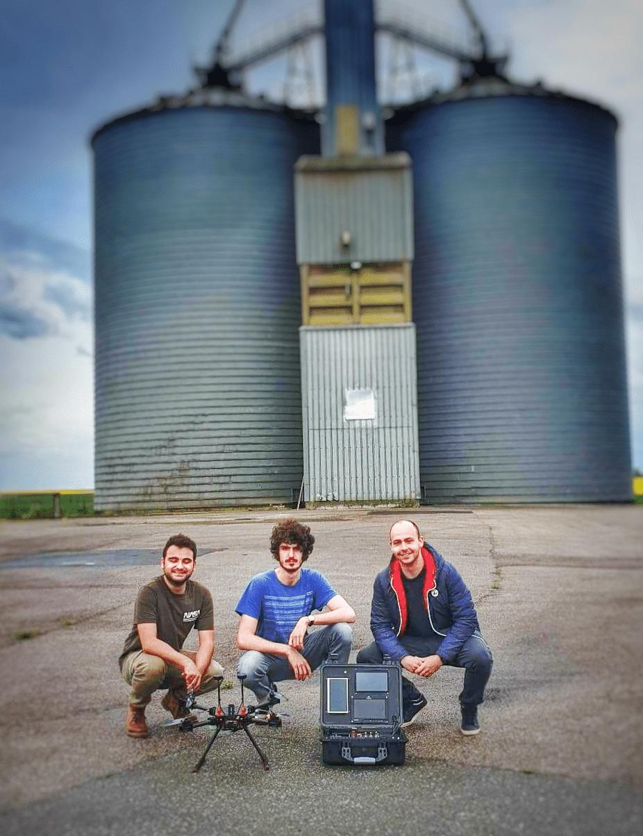 Deep Drone Challenge : deux étudiants de l'ESME Sudria en finale !