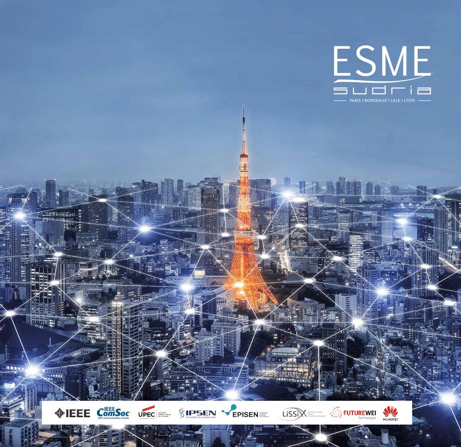 Recherche: l'ESME Sudria Paris, hôte de la prochaine édition de l'IEEE International Conference on High Performance Switching and Routing (HPSR), du 7 et 10 juin 2021
