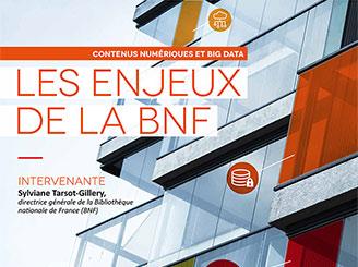 Rendez-vous de la double compétence: le défi numérique de la Bibliothèque nationale de France, le mardi 21 novembre 2017