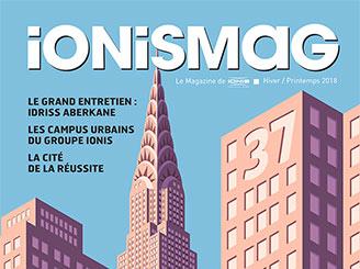 Découvrez le IONIS Mag #37