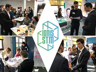 Retour sur la dernière édition du Forum Entreprises de Ionis-STM