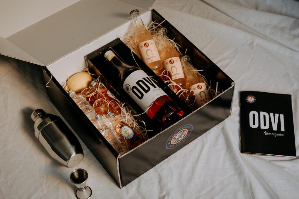 box à cocktail ODVI idées cadeaux