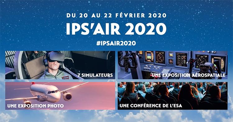 Evénement IPS'AIR 2020