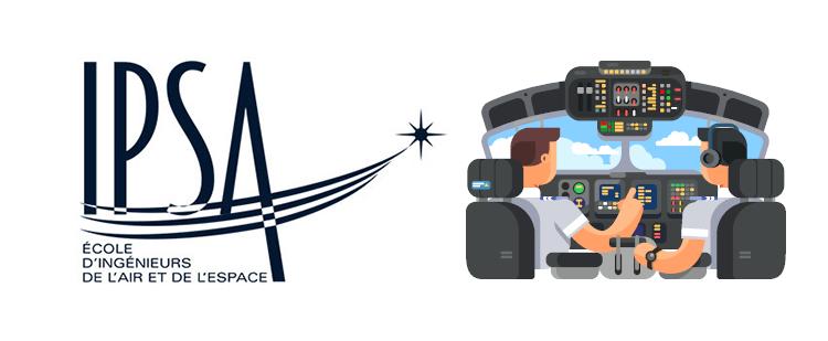 Conférence : IPSA Demain s'intéresse à l'avenir du métier de pilote de ligne, le jeudi 28 mai 2020