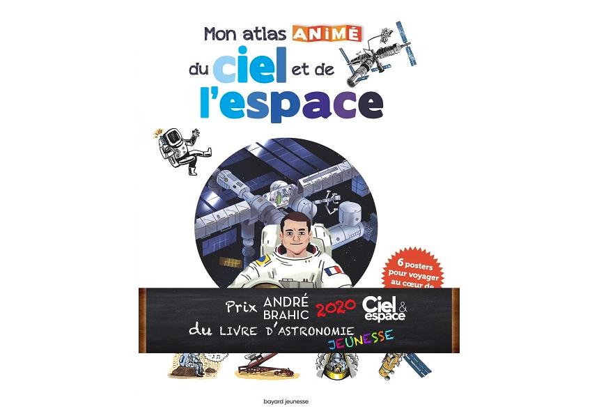 L'IPSA aime les deux livres lauréats du Prix Ciel & Espace 2020 !