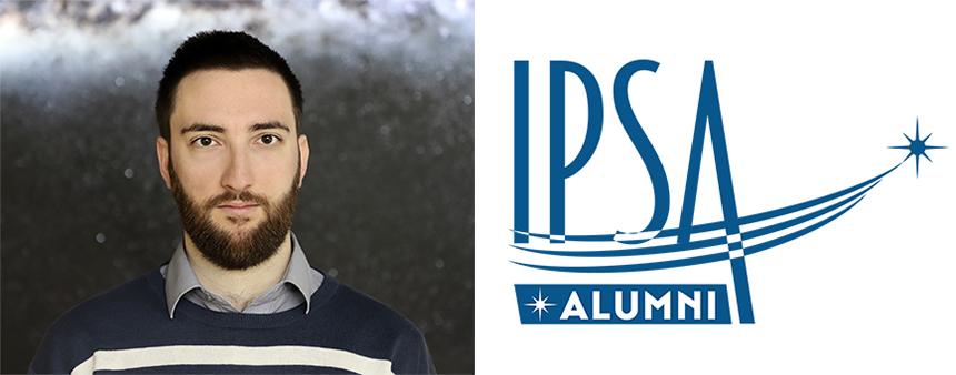 Etienne Rolland (IPSA promo 2017) revient sur sa passion de l'espace et sa mission sur le projet AMICal Sat du CSUG