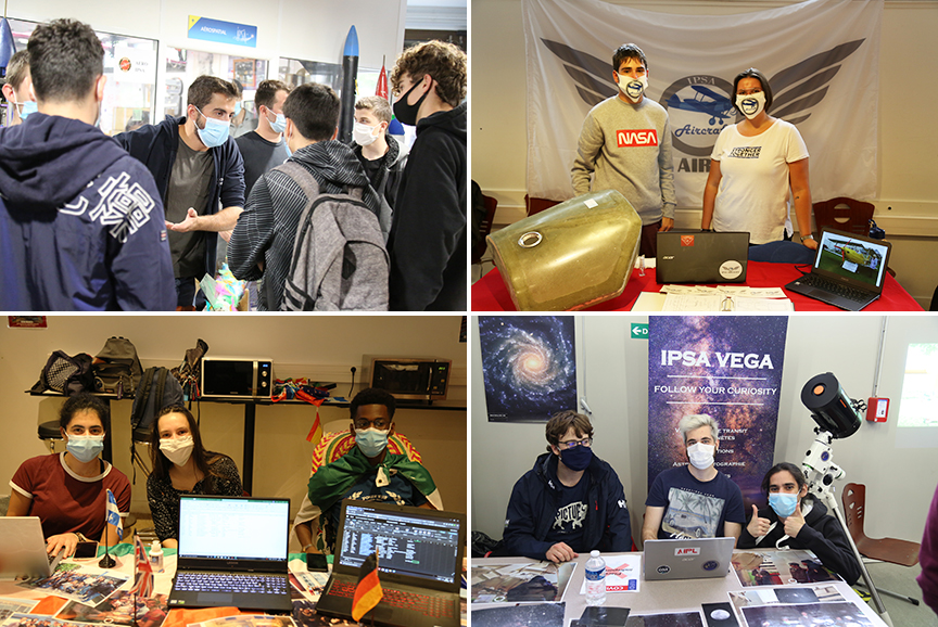Retour sur le Forum 2020 des Associations étudiantes de l'IPSA Paris