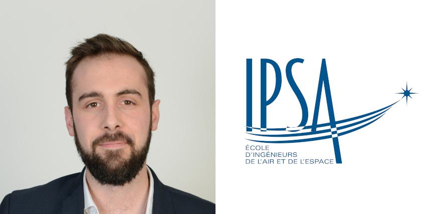 Baptiste Plumejeau (IPSA promo 2017) a obtenu le grade de Docteur en Mécanique des fluides de l'Université Polytechnique Hauts-de-France et remporté un prix pour sa thèse liée à l'aérodynamique