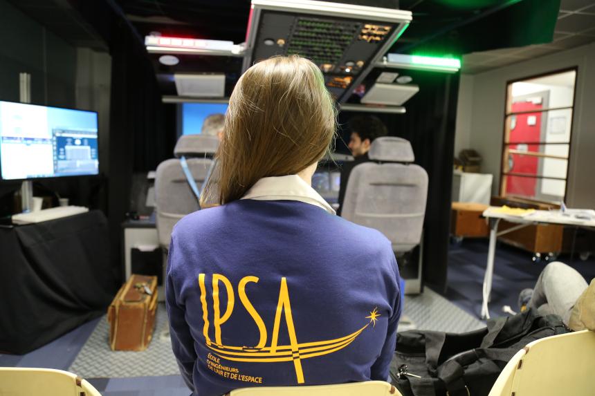 La Semaine du Vol de l'IPSA revient, du 13 février au 6 mars2021!