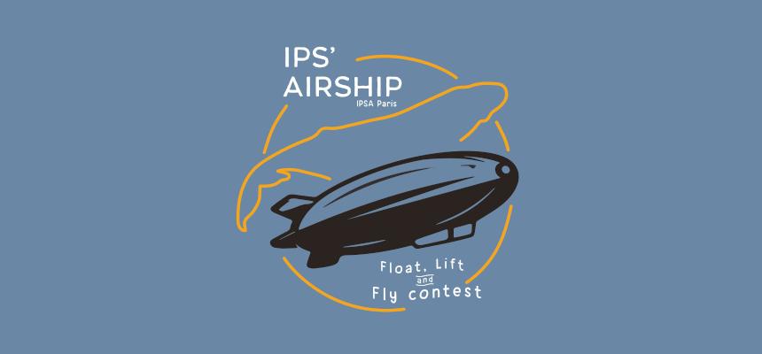 IPS'Airship: quand des IPSAliens décident de développer leur propre dirigeable!