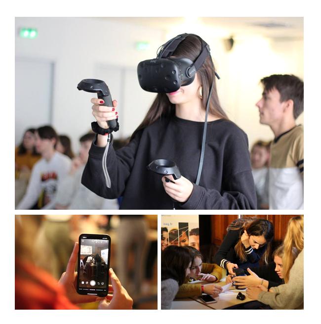iseg_nantes_ecole_communication_marketing_semaine_evenement_escape_game_augmented_reality
