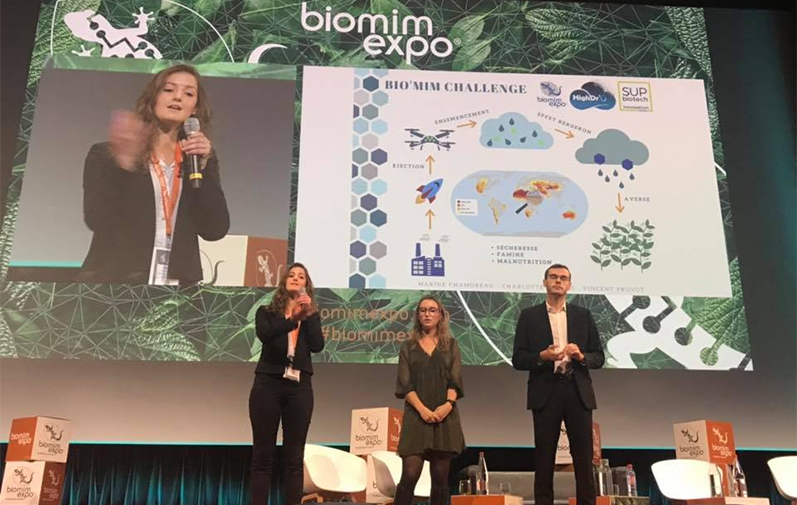 Biomim' Challenge 2019