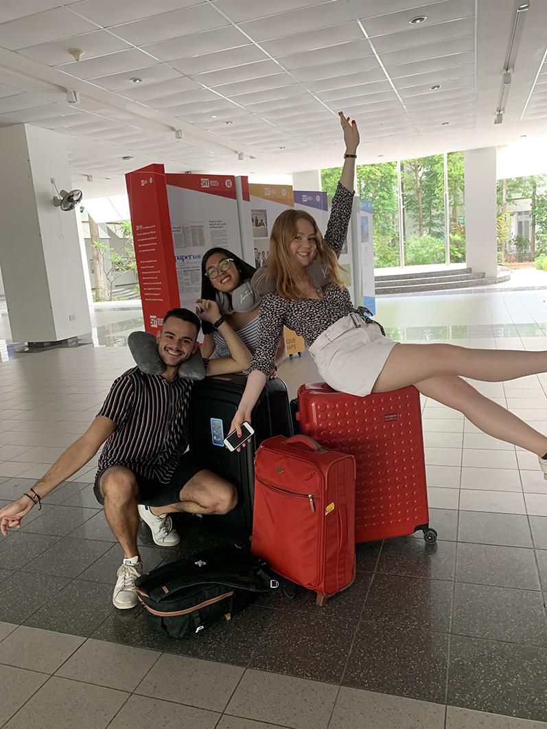 Semestre international à Singapour