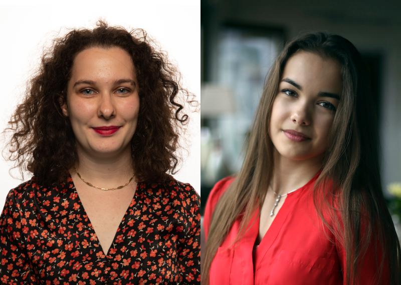 Ambre Leleu (Sup'Biotech promo 2020), ingénieure d'études au sein du laboratoire CellTechs, et Viktoriia Ovchinnikova (promo 2022), étudiante, ont remporté le concours vidéo de la Société Française de Thérapie Cellulaire et Génique (SFTCG)