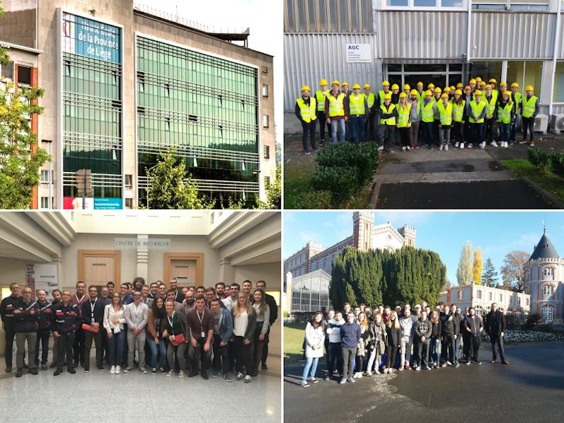 International: Sup'Biotech et la Haute École de la Province de Liège officialisent leur double diplôme