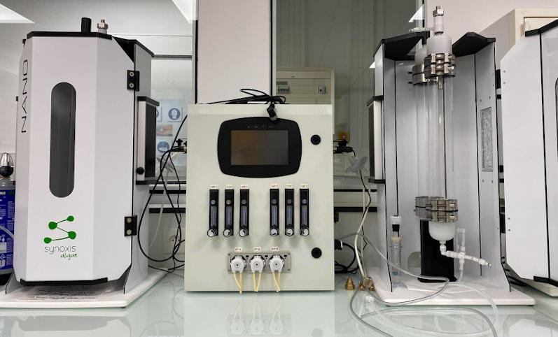 Mac-Bioré, le nouveau laboratoire expérimental en bioproduction de Sup'Biotech avec l'IPSA